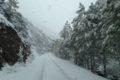 Calomarde y la nieve